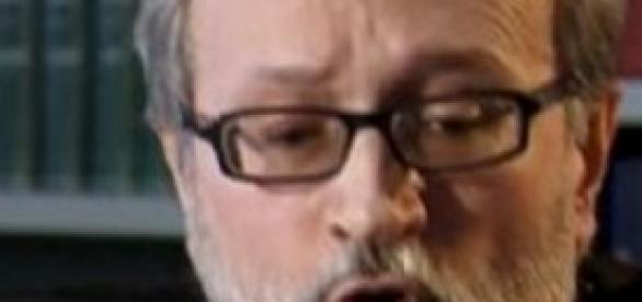 L'ideologo Becchi da una foto del sito agenparl.it