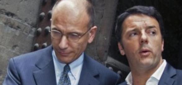 Governo, cambio Letta-Renzi, politica 'distratta'?