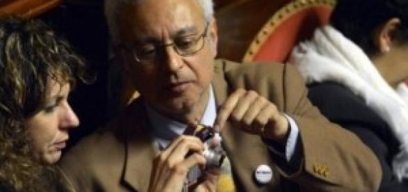 il senatore Roberto Cotti