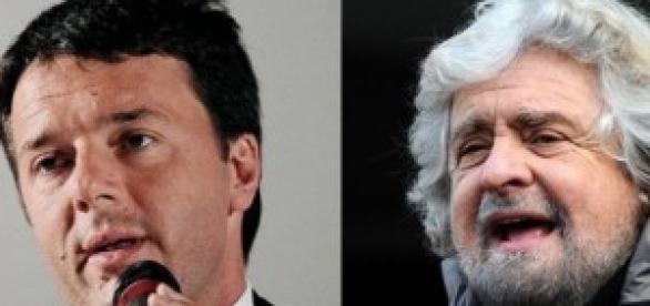 Oggi incontro tra Renzi e Grillo