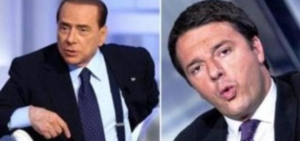 Amnistia, indulto, pensioni, Renzi, Berlusconi