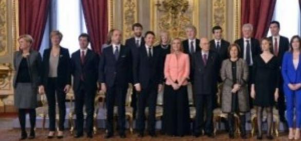 Governo Renzi, vediamo chi sono i nuovi ministri