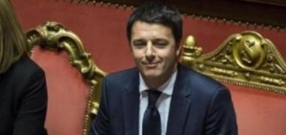 Matteo Renzi alla Camera dei Deputati