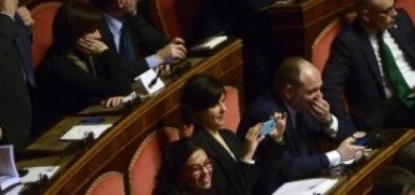 Quattro senatori del M5S vogliono lasciare