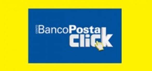 conto bancoposta click poste italiane