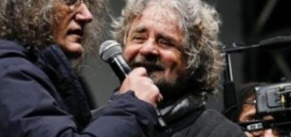 Grillo e Casaleggio, Movimento 5 stelle