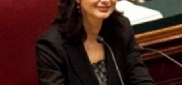 Laura Boldrini presidente della Cameri Deputati