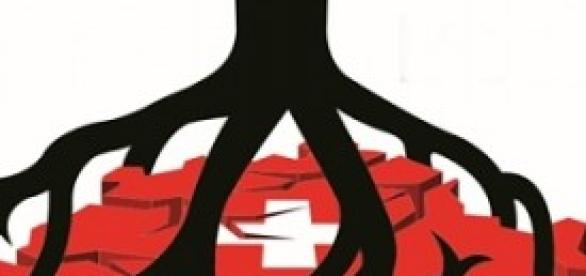La Svizzera si sente oppressa dagli stranieri