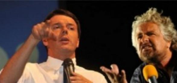 M5S, sì degli elettori al dialogo Grillo-Renzi