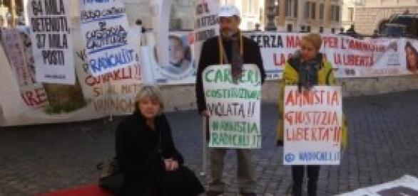 Indulto e amnistia 2014, Rita Bernardini Radicali