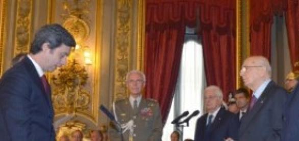 Amnistia e indulto: Renzi, Orlando e Napolitano