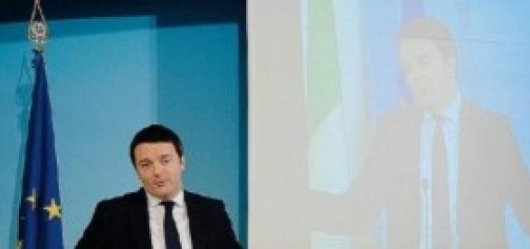 Renzi, senza risorse per taglio tasse