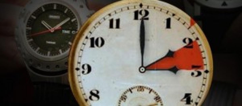 Ora legale 2014 quando cambia l 39 ora lancette avanti o for Quando entra in vigore l ora legale