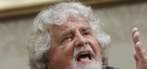 Beppe Grillo intervista Mentana 21 marzo 2014