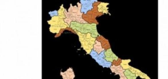 Nuove Province e Città metropolitane