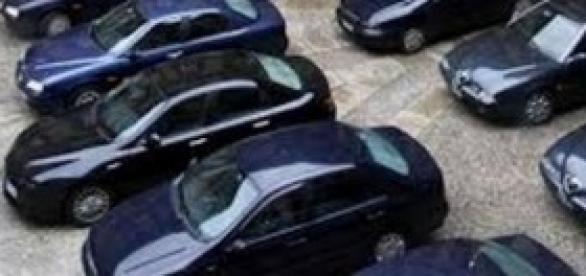 151 auto blu in vendita su Ebay