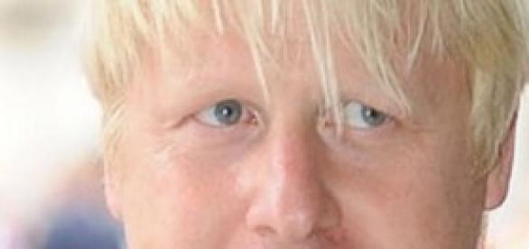 Boris Johnson, sindaco di Londra