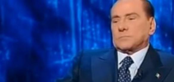 Silvio Berlusconi, in testa ai sondaggi con il cdx