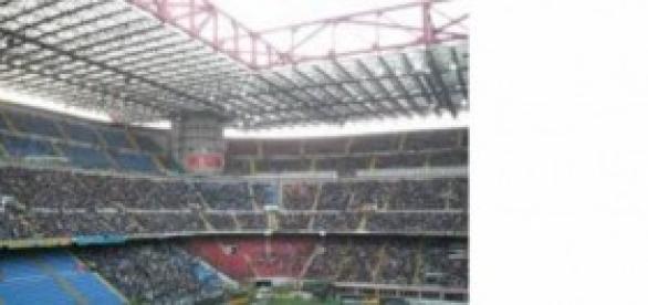 """Stadio """"Meazza"""" di Milano"""