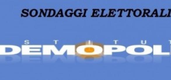 Sondaggi politici: Demopolis partiti e coalizioni
