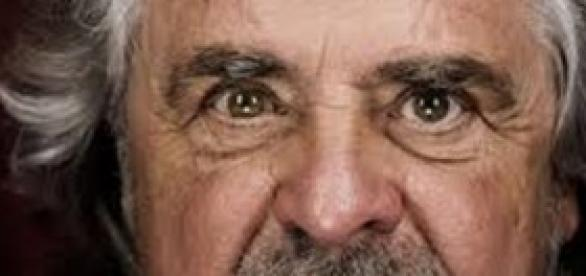 Beppe Grillo, show alla Camera dei Deputati