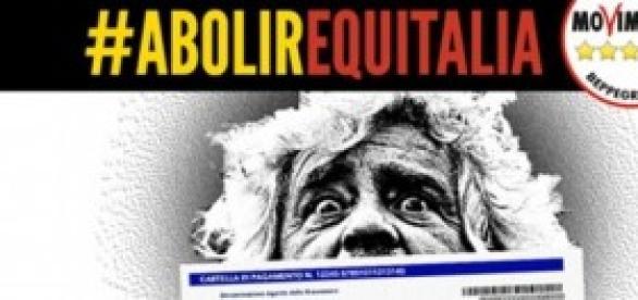 #abolirequitalia di Beppe Grillo