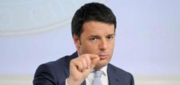 Il Presidente del Consiglio : Matteo Renzi.