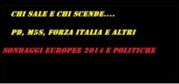 Sondaggi 24/04, Elezioni Europee 2014 e Politiche