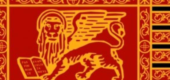 Bandiera storica di Venezia
