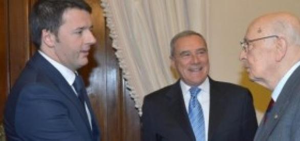 Amnistia e indulto 2014: Renzi, Napolitano, Grasso