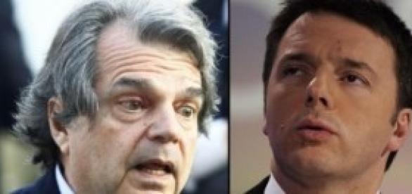 Brunetta contro Renzi: entro Pasqua l'Italicum