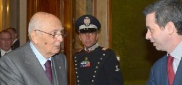 Amnistia e indulto 2014 news Orlando e Napolitano