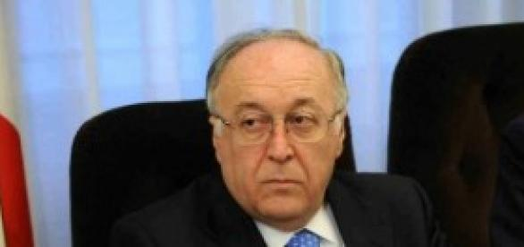 Francesco Messineo, procuratore capo di Palermo