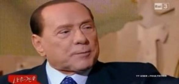 Silvio Berlusconi contro Grillo