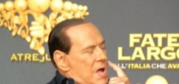 Europee 2014, il leader di FI Berlusconi- FOTO MIA