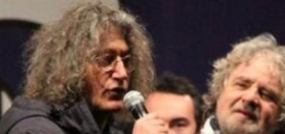 Io e Grillo Ministri, la smentita - foto Facebook
