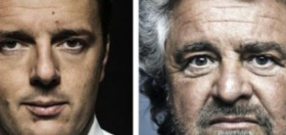 Testa a testa tra Renzi e Grillo?