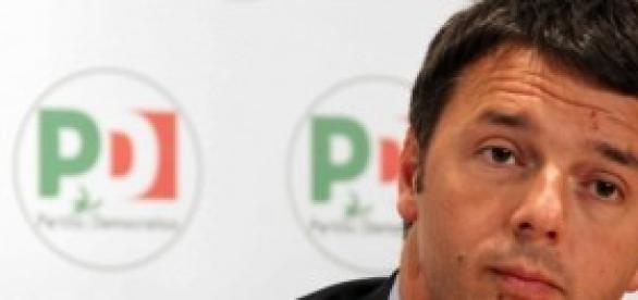 Matteo Renzi, segretario Pd