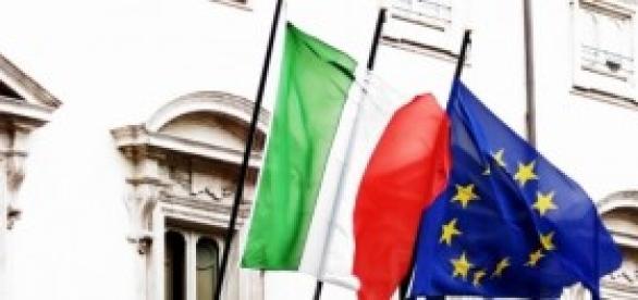 Montecitorio - Sede del parlamento Italiano