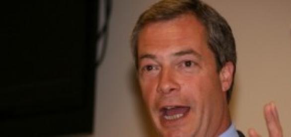 Nigel Farage - UKIP leader