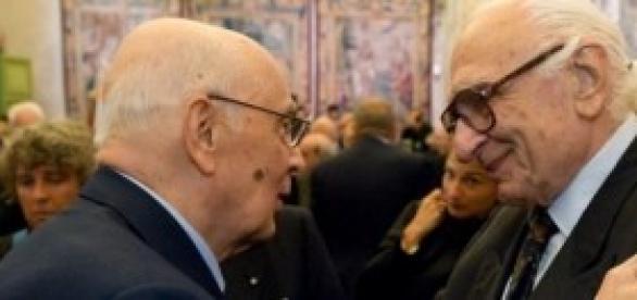 Amnistia e indulto 2014: sì Napolitano e Pannella