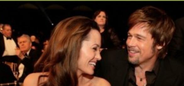 Angelina Jolie si Brad Pitt, partenerul de viata