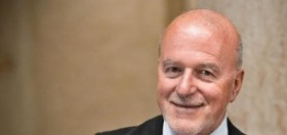 Il sondaggista Nicola Piepoli