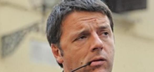 Matteo Renzi, leader del Pd
