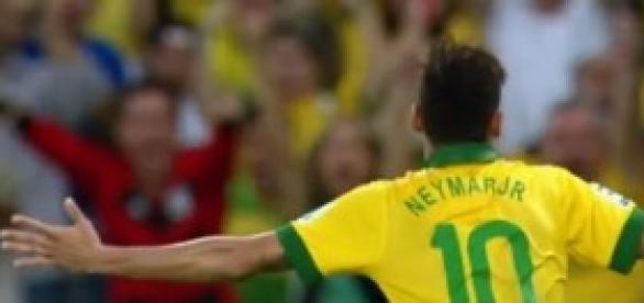 Neymar Jr, futebolista brasileiro