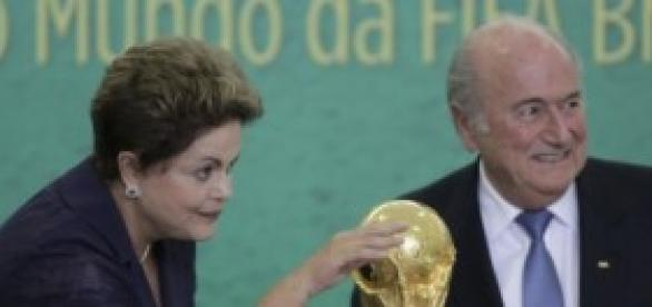 Brasil es la anfitriona de la Copa del Mundo 2014