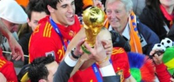 Mundial 2010: Victoria española.