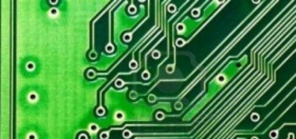 Circuito Impreso de una aparato electónico