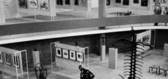 Foto de Divulgação da Bienal de Arte de São Paulo