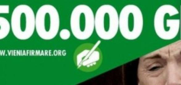 Salvini: 500mila firme per abolire legge Fornero